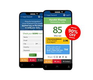 Blue Card Visa App as an Online Service